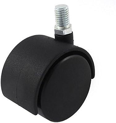 eDealMax a15042400ux0076 rosca del vástago Caster sillas de ruedas ...