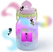 WowWee Got2Glow Fairies - Blue Jar, Multicolor