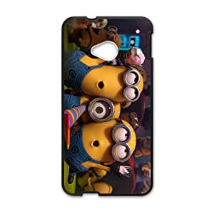 HRMB Lovely Minions Cell Phone Case for HTC One M7