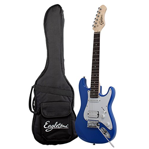 Tipo eagletone Sun Estado Mini Stratocaster guitarra eléctrica 3/4 ...