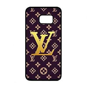 Protective Phone Funda Cover,Louis and Vuitton brand logo Hard Shell Samsung Galaxy S6Edge Plus,Custom Phone Funda Samsung Galaxy S6Edge Plus