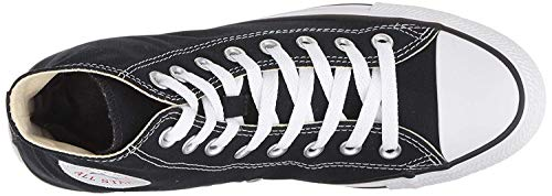 Mixte Adulte Converse Baskets 015860 noir Blackwhite Hautes 1qvqzT