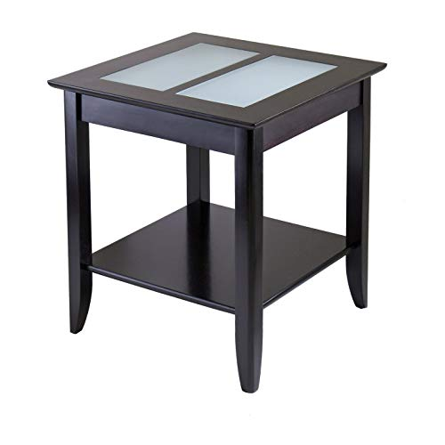 Winsome 92122 Syrah Occasional Table, Espresso ()