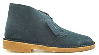 CLARKS Men's Suede Desert Boots, Midnight Blue, 10 D(M) US (B0147TEF28) | Amazon price tracker / tracking, Amazon price history charts, Amazon price watches, Amazon price drop alerts