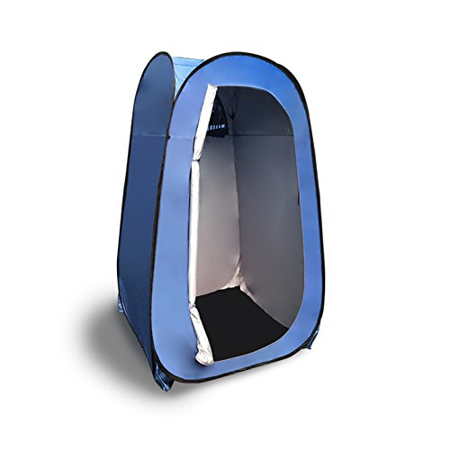 ZEYU Sports Pop up Dressing/Changing Tent Beach Toilet Shower Changing Room Outdoor Shelter with Carrying Bag, 6.89Ft by ZEYU Sports