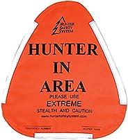 Hunter Safety System HWS Hunter Warning Sign