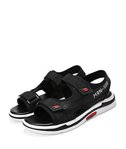 Ocio Zapatillas Y Sandalias De Deportes Gch Hombre Verano Black 0UFTq