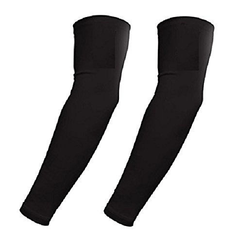 1 Pair Arm Sleeves Cover Cycling Outdoor Sport UV Sun Protector Cooling Cover