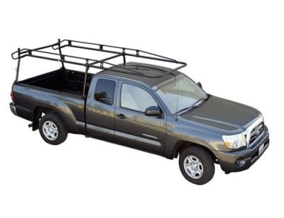 92fd9b3a1ca370 Image Unavailable. Image not available for. Color  Kargo Master 80000  Medium Duty Ladder Rack Full Size Truck