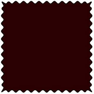 product image for SheetWorld 100% Cotton Jersey Fabric by The Yard, Solid Brown, 36 x 60