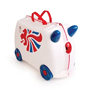 London Olympics 2012 'Team GB' Trunki - Ride on - Pull Along - Suitcase