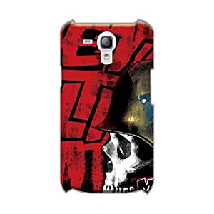 Perfect Hard Cell-phone Cases For Samsung Galaxy S3 Mini With Allow Personal Design Attractive Metal Mulisha Series MarcClements