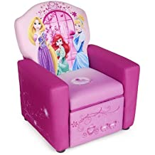 Delta Children's  Products Disney Princess Upholstered Recliner