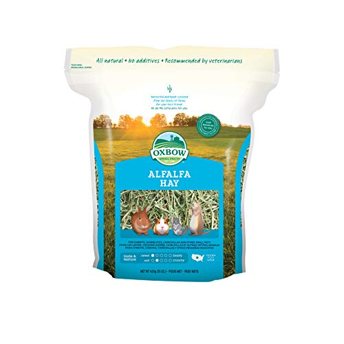 Oxbow Animal Health Alfalfa Hay For Pets, -