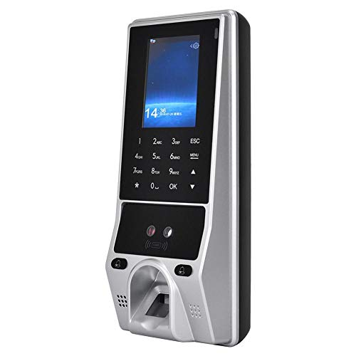 Face Fingerprint Password Attendance Machine, Employee Management Checking-in Recorder, Anti-Thief IC Card Access Control Attendance System