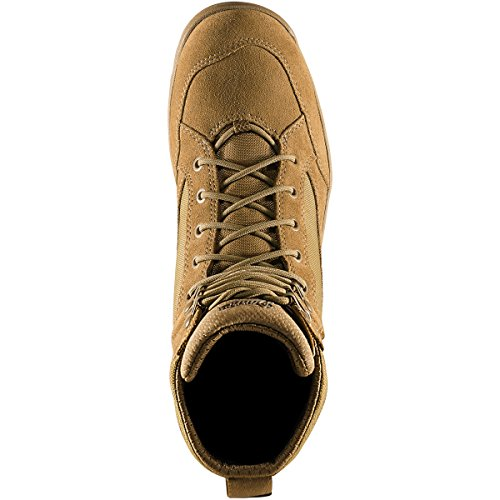 Danner Tanicus 8 Hoogte Coyote Dry (55317) Effen Teen Militaire Laars | Us Air Force Boot Tanicus Sole