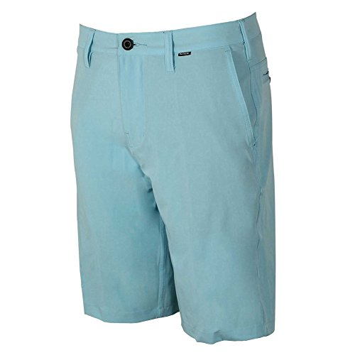 Hurley New Men's Phantom Walkshort Mesh Elastane Blue by Hurley