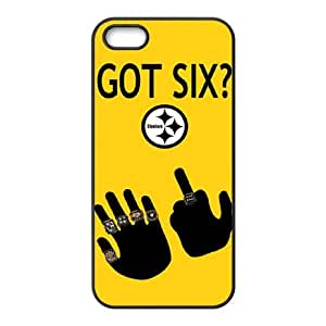 DIY phone case Pittsburgh Steelers skin cover For iPhone 5, 5S SQ803138