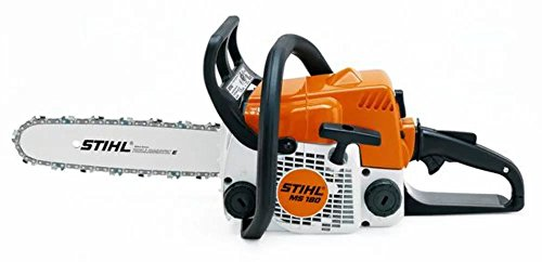 CHAINSAW STIHL MS 180 1.5kw ORIGINAL 35 cm Gas In Box With Tools by Chainsaw
