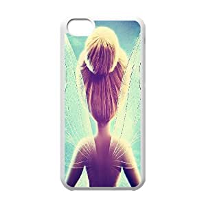 Fairy Tinkerbell IPhone 5C Case, Case Kweet {White}