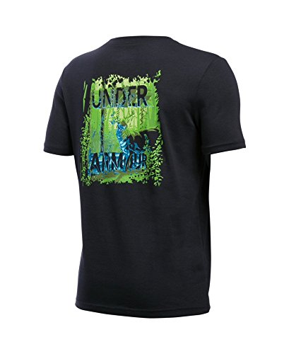 Under Armour Boys' Whitetail Graphic Short Sleeve T-Shirt