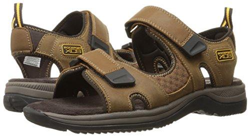 25da7d3a76a1 Rockport Men s XCS Urban Gear Sport Two-Strap Sandal - Import It All