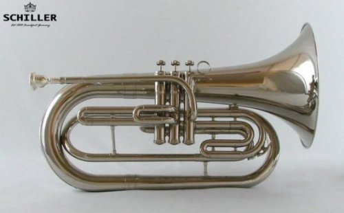 Schiller Field Series Marching Baritone by Schiller