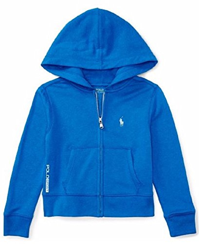 Girls Terry Hooded Jacket - 2