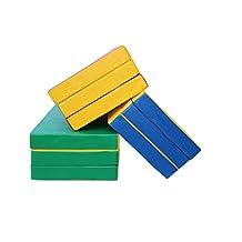 Crash gymnastic mat folding 60''x40''x4'' (150x100x10cm)