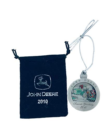 John Deere 2010 Collectible Ornament - PMDCO2010,1
