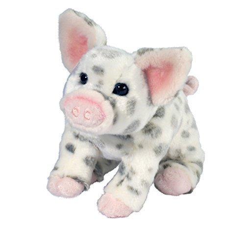 Douglas Pauline Spotted Pig Small Plush Stuffed Animal