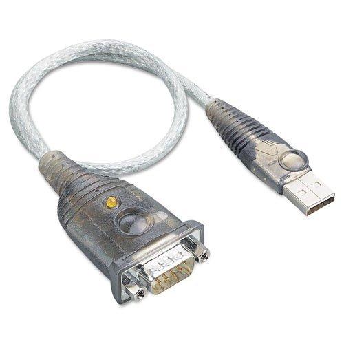 Tripp Lite - U209-000-R USB to Serial Adapter USB-A Male to DB9M U209-000-R (DMi EA by Tripp Lite by Tripp Lite (Image #1)