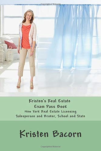 Kristen's Real Estate Exam Pass Book by Independently published