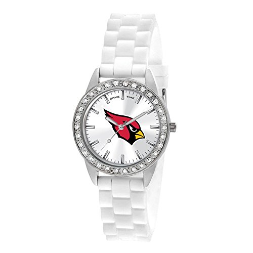 Gifts Watches Ladies NFL Arizona Cardinals Frost Watch ()