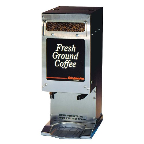 Grindmaster Food Service Coffee Grinder, Cube Dimension - 26.5 x 12.5 x 18.5 inch - 1 each. (Grindmaster Grinder)