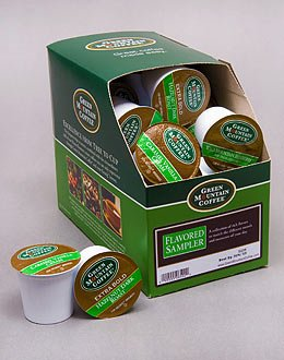 Green Mountain Flavored Coffee Variety Sampler K-Cup 44 Count Case
