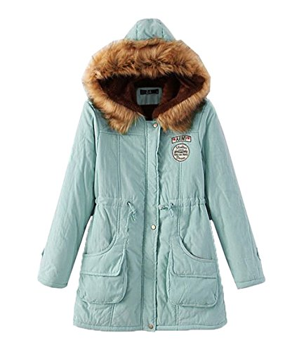有利感じる個人(ビグッド)Bigood シンプル ショート 中綿 ベスト トップス レディース 袖なし コート アウター ジャケット 体型カバー カジュアル スリム 防寒 通勤