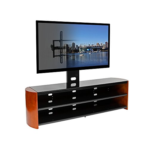 Kanto OASIS 68 Plus AV Component Stand With TV Mount For 37
