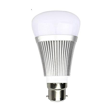 WiFi Smart LED Lampadina Starall telecomando senza fili, Smart WiFi lampadina per  ALEXA, Silver, E14, E14 7.00watts