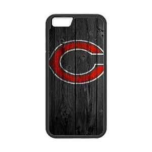 iPhone6 Plus 5.5 inch Phone Case Black Chicago Bears VAN5137801