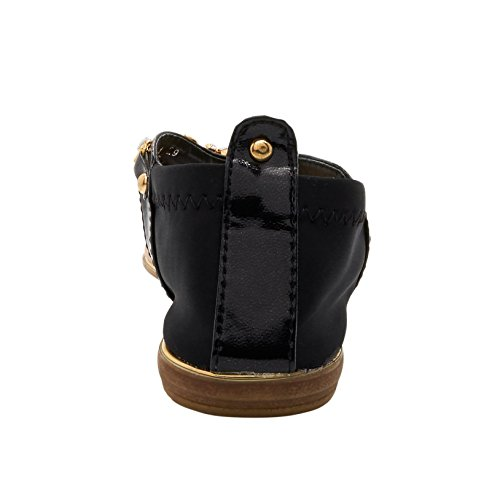 Barre femme London Footwear T Noir en 5wn8IgxBq8