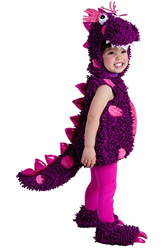 Princess Paradise Baby's Paige The Dragon Deluxe Costume, As Shown, 18M/2T from Princess Paradise