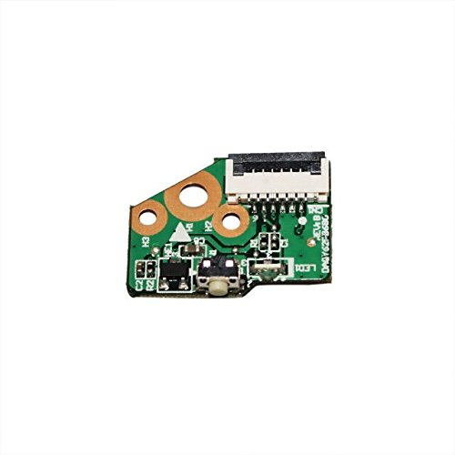 GinTai Power Button Board Replacement for HP X360 774599-001 15-u 15-u001xx 15-u002xx 15-u010dx 15-u011dx 15-u050ca 15-u000 15-u110dx 15-u111dx 15-u170ca 15-u100 15-u200 ()