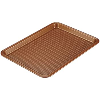 Amazon Com Copper Chef Cookie Sheet 9x13 Kitchen Amp Dining