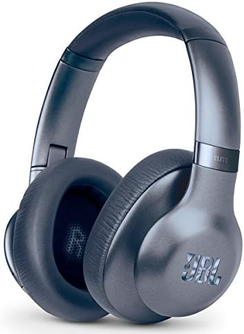 Amazon In Buy Jbl Everest 750 Over Ear Wireless Bluetooth Headphones Blue Online At Low Prices In India Jbl Reviews Ratings