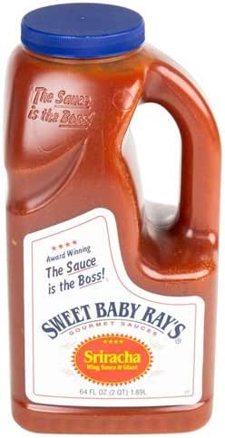 Sauces & Marinades: Sweet Baby Ray's Sriracha