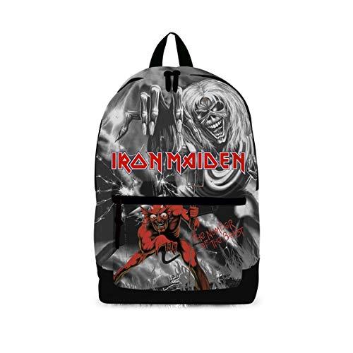 Iron Maiden Beast Pocket (Classic Rucksack) Rocksax (Outdoor Maiden)