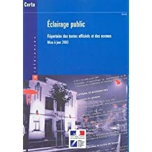 Public: Repertoire Textes Officiels et Normes,maj 2003
