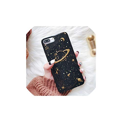 Phone Cases Glitter Phone case for iPhone Xs MAX XR 7 8 Plus Marble Case for iPhone Xs X 8 6S 7 6 Wave Point,Star 2,for iPhone -