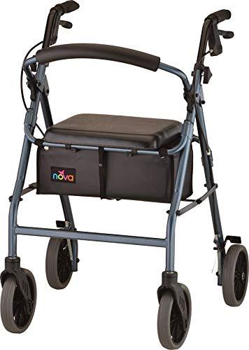 NOVA Zoom Rollator Walker